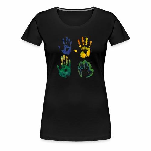 Humanity - T-shirt Premium Femme