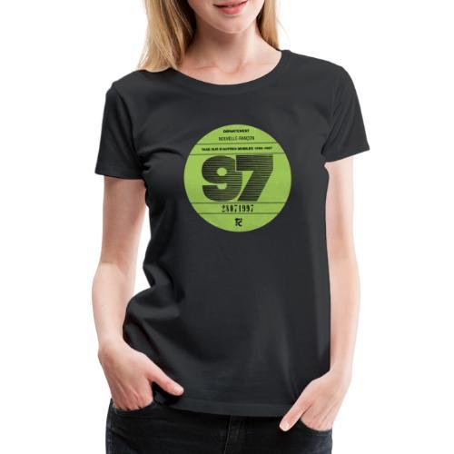 Vignette automobile 1997 - T-shirt Premium Femme