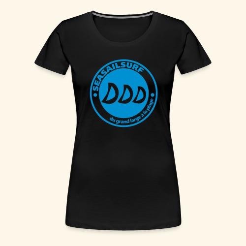 1107ssslogorondfrutol - T-shirt Premium Femme