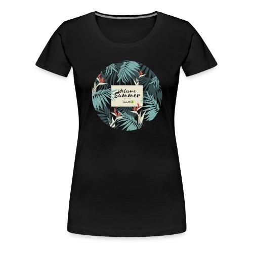 Tropical Mounwar 1 - T-shirt Premium Femme