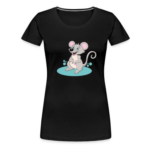 Kleine Maus - Frauen Premium T-Shirt