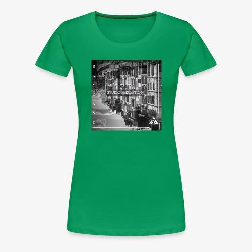 BAYONNE PERCEPTION - PERCEPTION CLOTHING - T-shirt Premium Femme