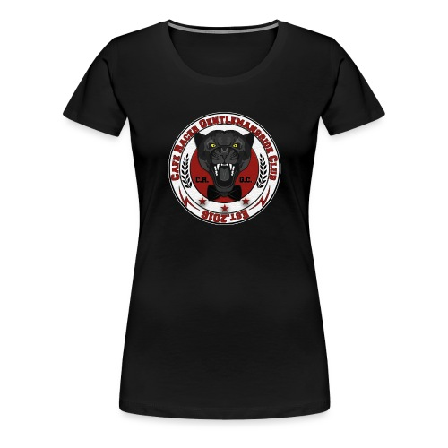 logopanthercrfcnew - Women's Premium T-Shirt