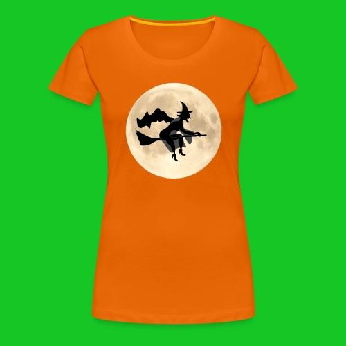 Sexy heks - Vrouwen Premium T-shirt