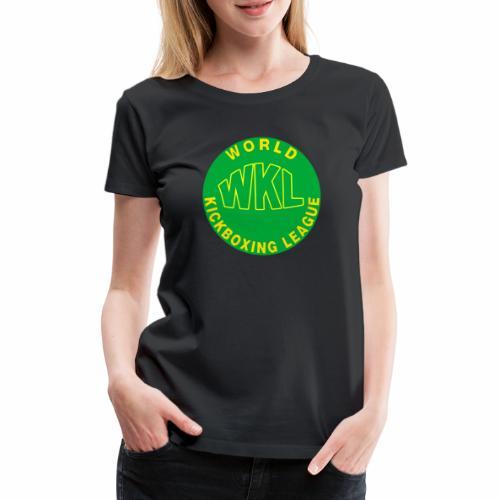 WKL GREEN - Camiseta premium mujer