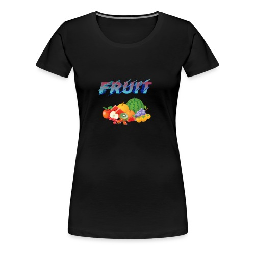 Official merch Store of FRUIT - Vrouwen Premium T-shirt
