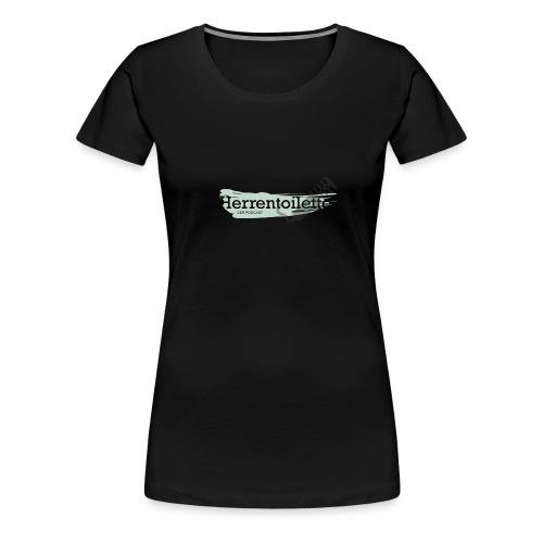 Herrentoilette - Podcast - Frauen Premium T-Shirt