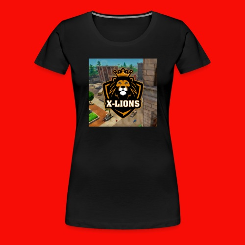 xLions Official - Frauen Premium T-Shirt