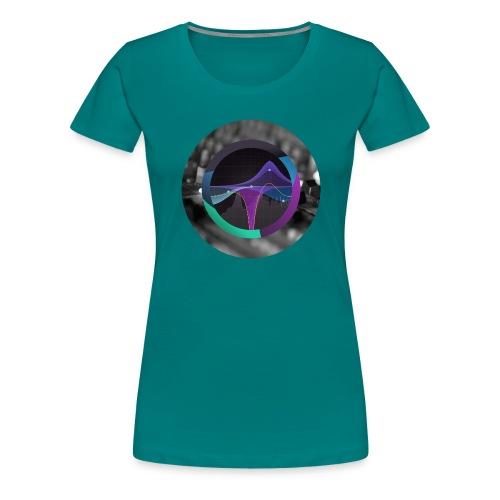 FabFilter Pro Q 3 Circle - Women's Premium T-Shirt
