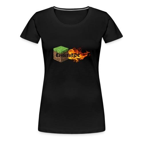 LostcraftPE - Frauen Premium T-Shirt