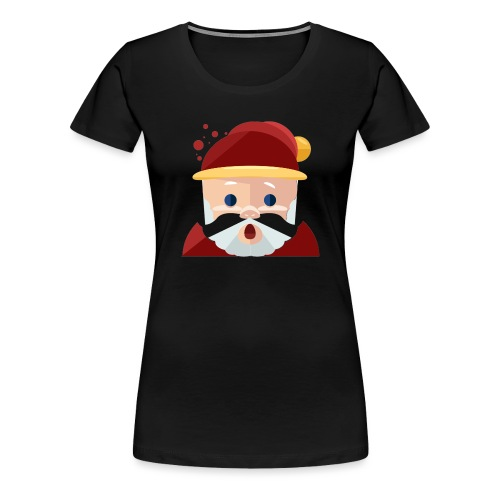 Santa Claus - Frauen Premium T-Shirt