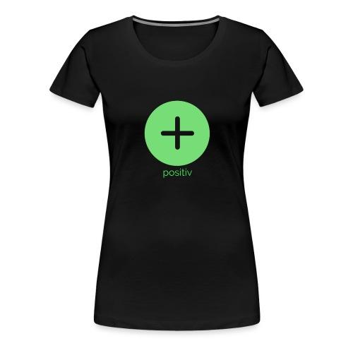 Positiv Energie Spirituell Geistreich Einstellung - Frauen Premium T-Shirt