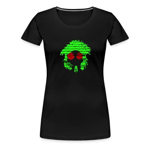 Hallo, hier ist Konfusus - Frauen Premium T-Shirt