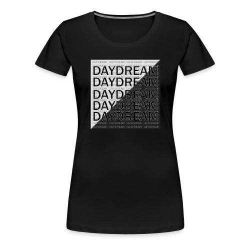 DAYDREAM Glitch - Frauen Premium T-Shirt