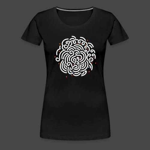 Bliss State 1 - Frauen Premium T-Shirt