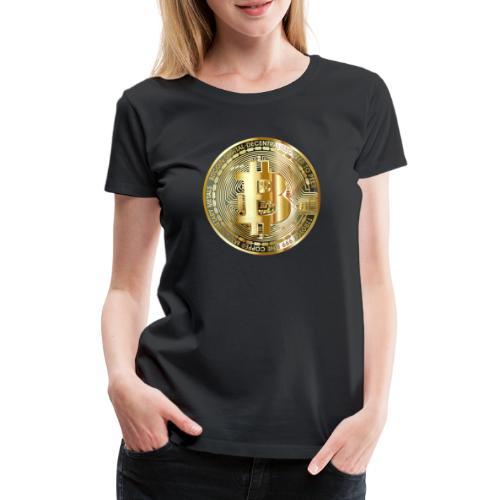 bitcoin for everyone - Frauen Premium T-Shirt