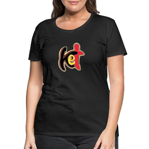 Ket - T-shirt Premium Femme
