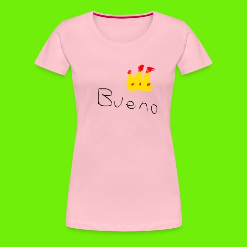 King Bueno Classic Merch - Women's Premium T-Shirt