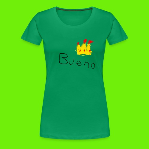King Bueno Classic Merch - Women's Premium T-Shirt