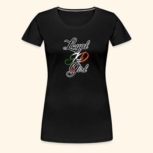 Loyal JD girl - Women's Premium T-Shirt