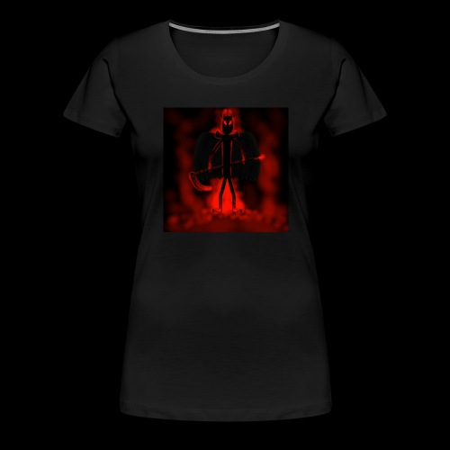 Corrupted Nightcrawler - Women's Premium T-Shirt