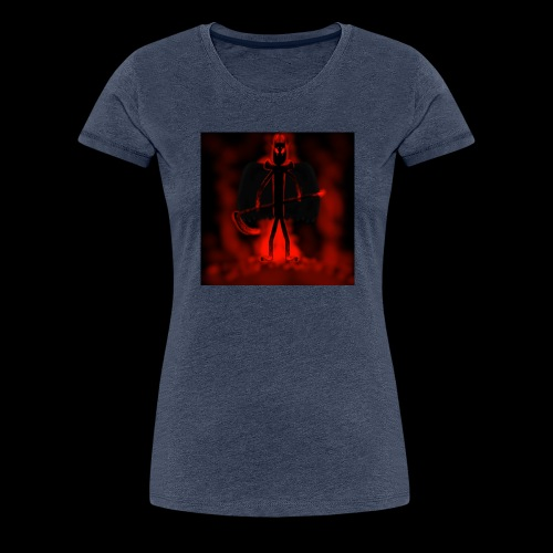 Corrupted Nightcrawler - Women's Premium T-Shirt
