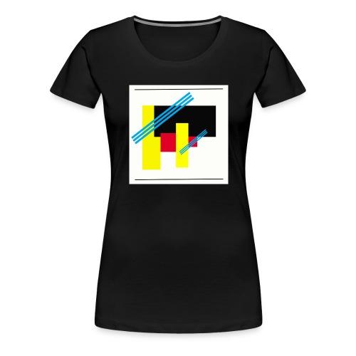 geometrie - T-shirt Premium Femme