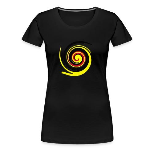 tourbillon - T-shirt Premium Femme