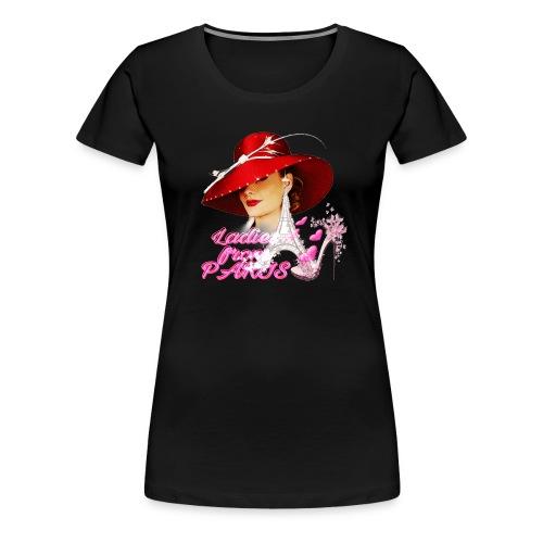 2020 07 10 Ladies - T-shirt Premium Femme