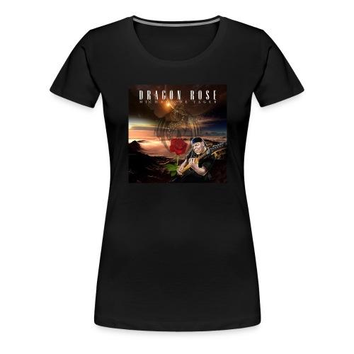 Dragon Rose - Women's Premium T-Shirt