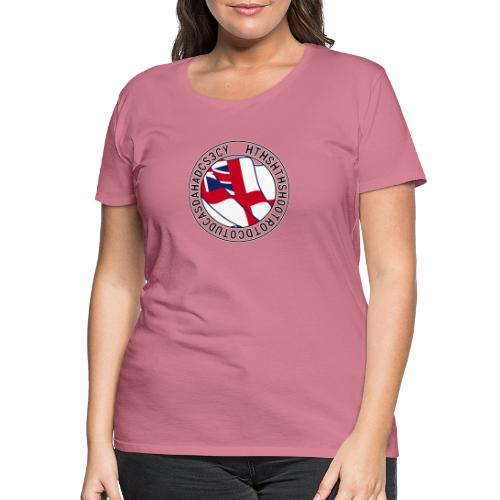 Hands to Harbour Stations (DC) - Women's Premium T-Shirt