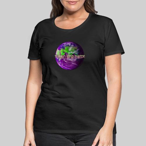 Tekkno Worldwide - Frauen Premium T-Shirt