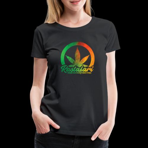 RASTAFARI UNDERGROUNDSOUNDSYSTEM - Frauen Premium T-Shirt