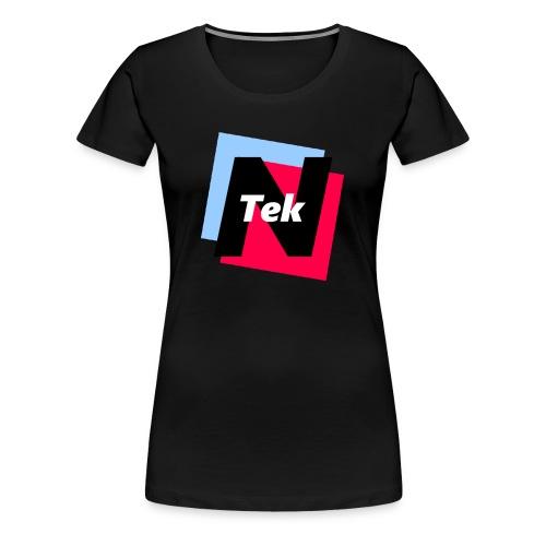 TekNL - Premium T-skjorte for kvinner