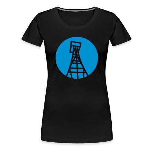 Trittau Online Tasse - Frauen Premium T-Shirt