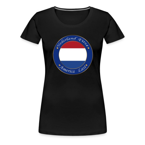 Nederland - Women's Premium T-Shirt