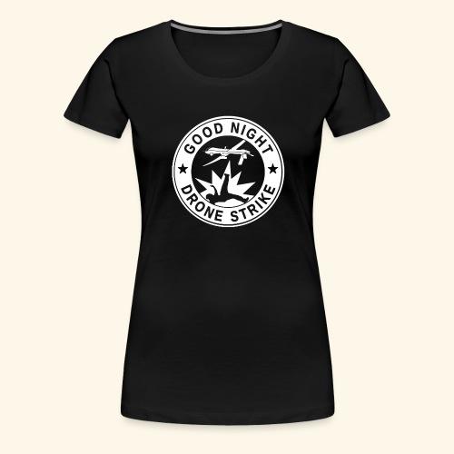 DRONE_STRIKE - Frauen Premium T-Shirt