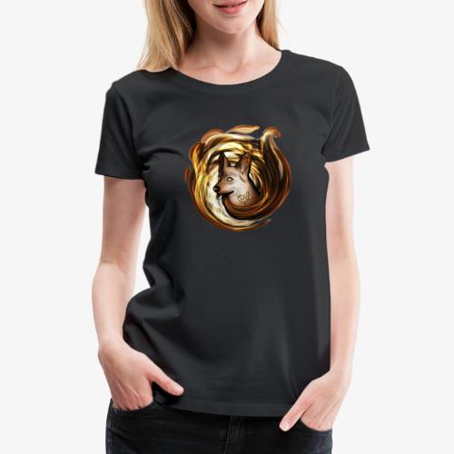 Korgilif3 - Premium-T-shirt dam