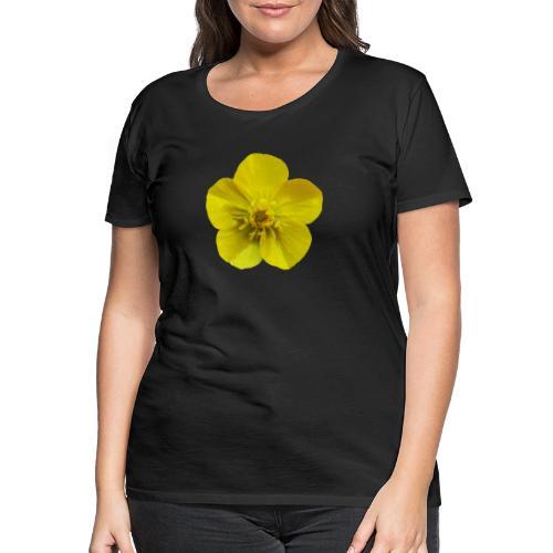 TIAN GREEN Garten - Hahnenfuß 2020 01 - Frauen Premium T-Shirt