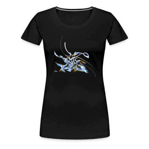 3danimal - T-shirt Premium Femme