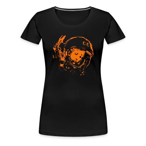 Gagarin - T-shirt Premium Femme