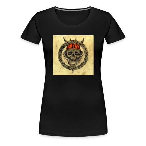runes - T-shirt Premium Femme