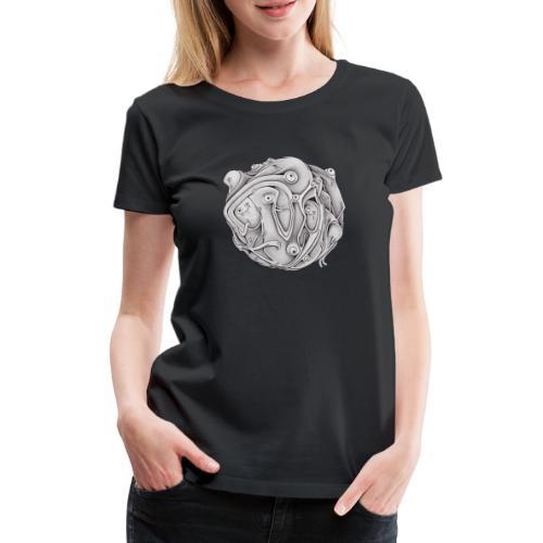 Sphere 3 - Women's Premium T-Shirt
