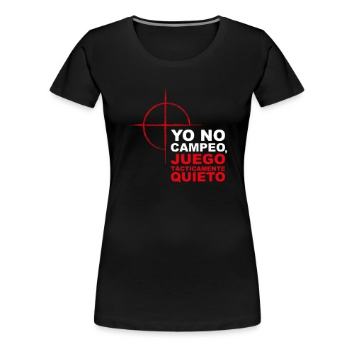 CAMPERO - Women's Premium T-Shirt