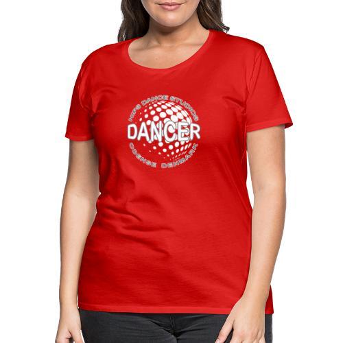 Globe Dancer - Dame premium T-shirt