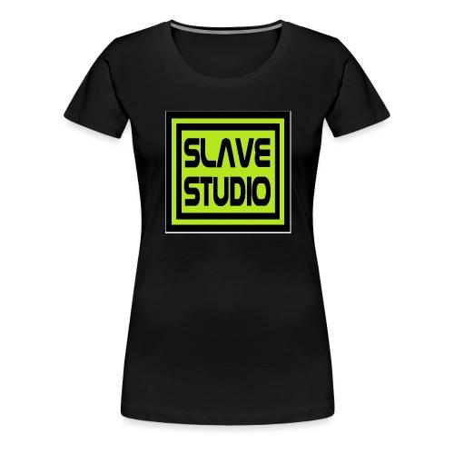 Slave Studio logo - Maglietta Premium da donna
