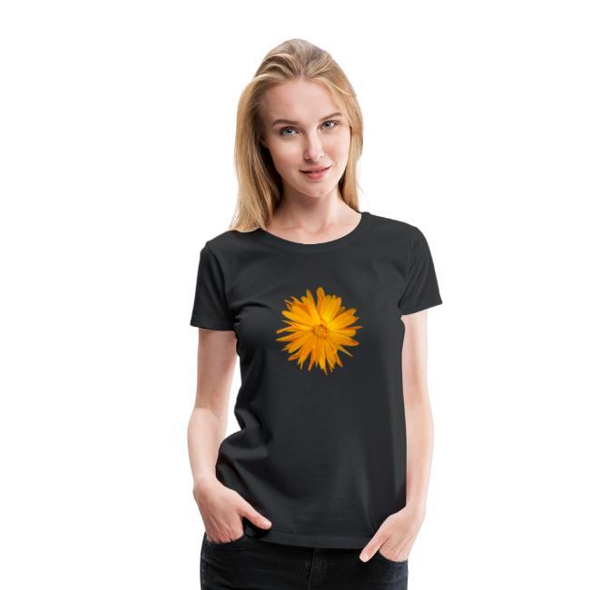 Ringelblume orange Sommer