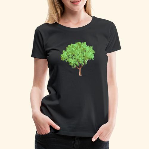 baum 3 - Frauen Premium T-Shirt