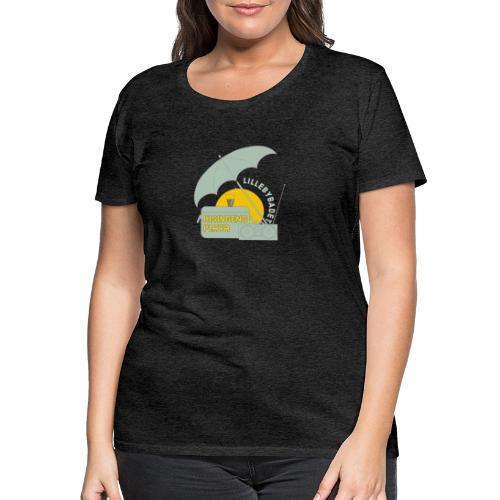Playa green - Premium-T-shirt dam