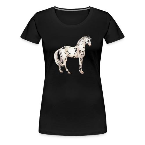 Knabstrupper - Frauen Premium T-Shirt